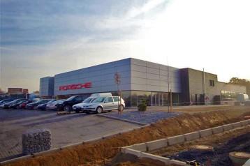 Porschezentrum Soest